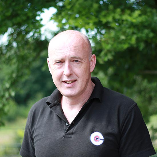 Managing Director - Ian Webb