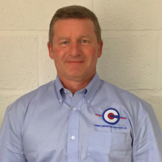 Connor Construction (South West) Ltd - Operations Assistant - Steve Sankey